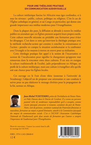 4eme Pour une théologie pratique en communication audiovisuelle