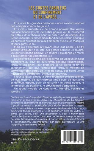 4eme Les contes fabuleux du confinement et de l'après...