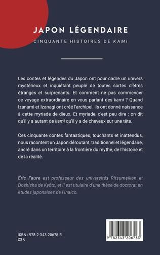 4eme Japon légendaire