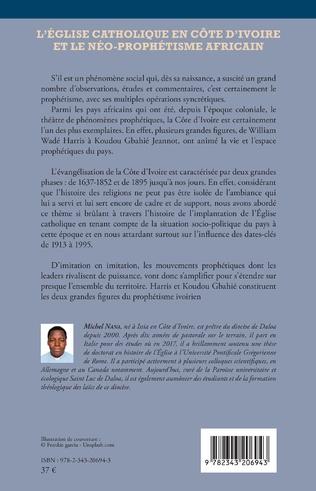 4eme L'église catholique en Côte d'Ivoire et le néo-prophétisme africain