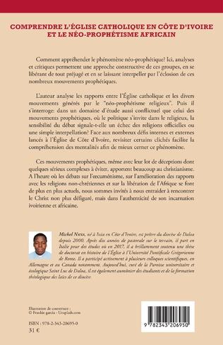 4eme Comprendre l'église catholique en Côte d'Ivoire et le néo-prophétisme africain