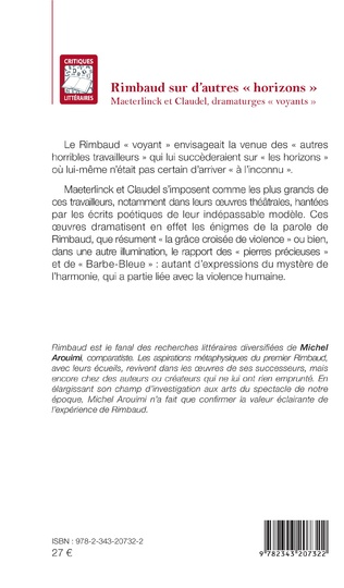 4eme Rimbaud sur d'autres
