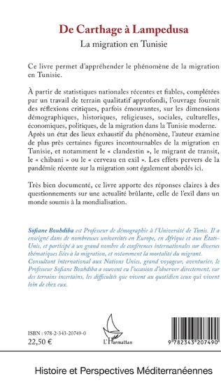 4eme De Carthage à Lampedusa