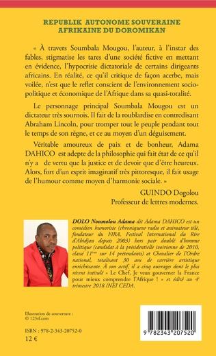 4eme Republik Autonome Souveraine Afrikaine du Doromikan