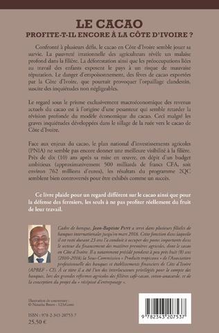 4eme Le cacao profite-t-il encore à la Côte d'Ivoire ?