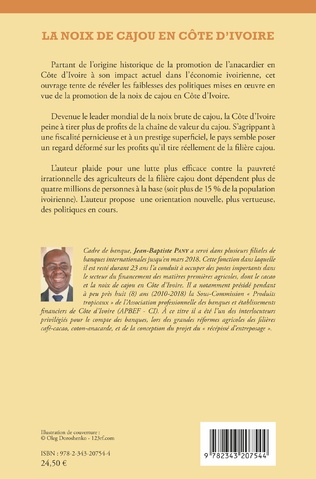 4eme La noix de cajou en Côte d'Ivoire