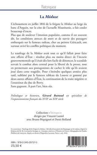 4eme La <em>Méduse</em>