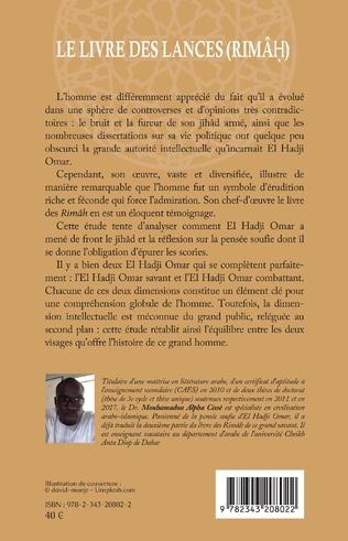 4eme Le livre des lances (RIMÂH)