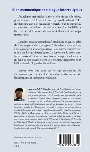 4eme Élan oecuménique et dialogue interreligieux