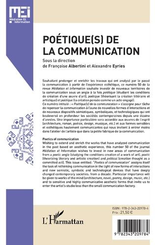 4eme Poétique(s) de la communication