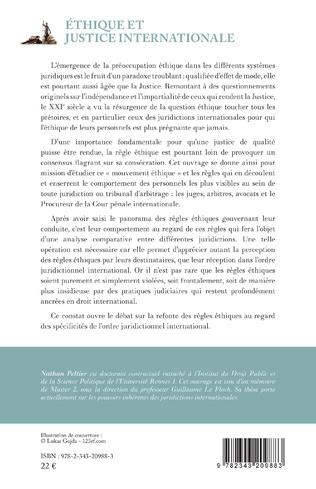 4eme Ethique et justice internationale