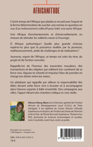 4eme Africanitude (Poésie)