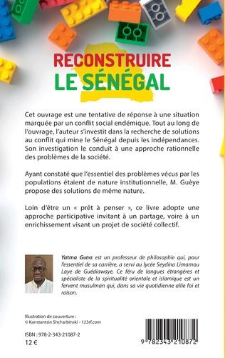 4eme Reconstruire le Sénégal