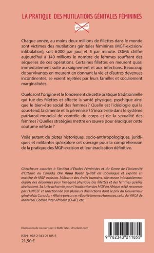 4eme La pratique des mutilations génitales féminines