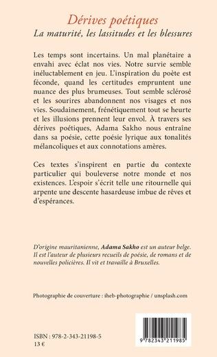 4eme Dérives poétiques