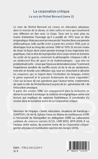 4eme La corporation critique