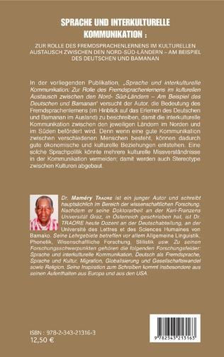 4eme Sprache und interkulturelle Kommunikation :