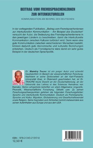 4eme Beitrag vom Fremdsprachenlernen zur interkulturellen Kommunikation