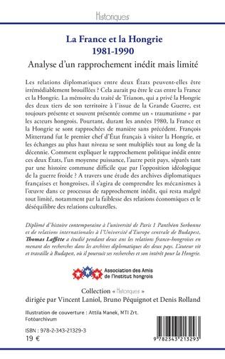 4eme La France et la Hongrie