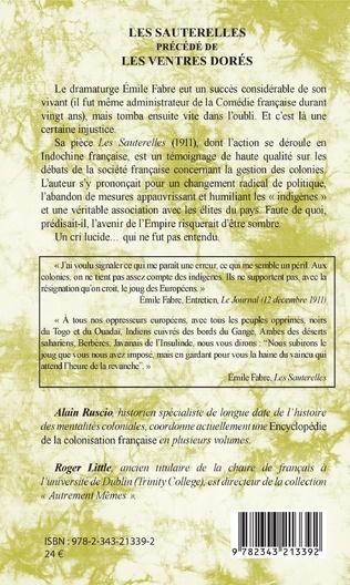 4eme Les Sauterelles