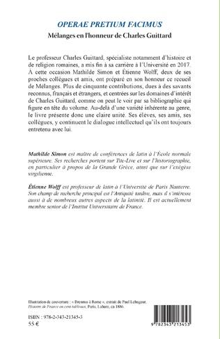 4eme Operae pretium facimus