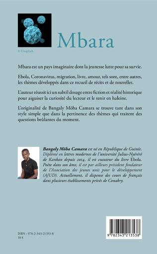 4eme Mbara. Récits et nouvelles