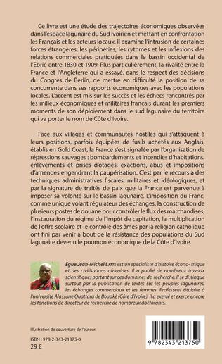 4eme Les relations entre les sociétés du sud de la Côte d'Ivoire et la France