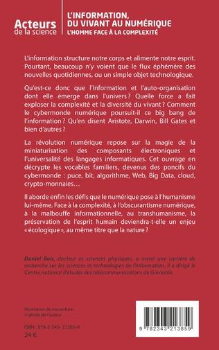 4eme L'information du vivant au numérique