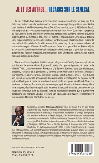 4eme Je et les autres... Regards sur le Sénégal