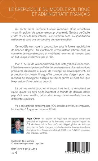 4eme Le crépuscule du modèle politique et administratif français