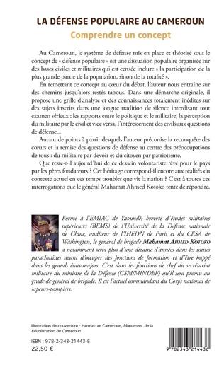 4eme La défense populaire au Cameroun