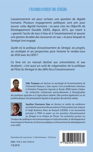 4eme L'assainissement au Sénégal