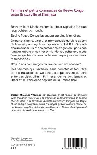 4eme Femmes et petits commerces du fleuve Congo entre Brazzaville et Kinshasa