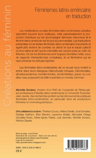 4eme Féminismes latino-américains en traduction