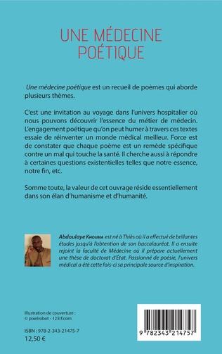 4eme Une médecine poétique. Poésie