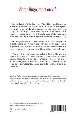4eme Victor Hugo, mort ou vif !