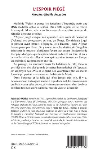 4eme L'Espoir piégé