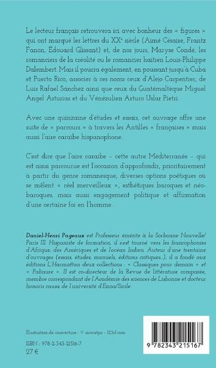 4eme Parcours littéraires Caraïbes
