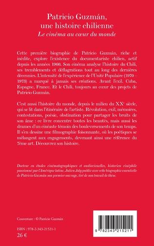 4eme Patricio Guzmán, une histoire chilienne