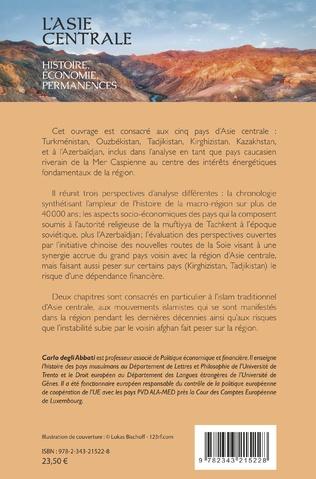 4eme L'Asie centrale : histoire, économie, permanences