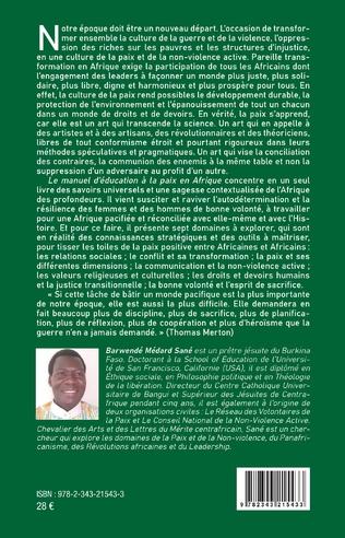 4eme Manuel d'éducation à la paix en Afrique