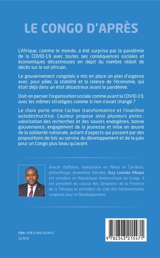 4eme Le Congo d'après