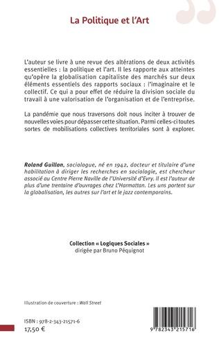 4eme La Politique et l'Art