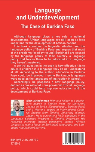 4eme Language and Underdevelopment