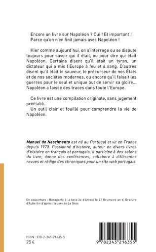 4eme Chronologie commentée de Napoléon