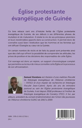 4eme Eglise protestante évangélique de Guinée