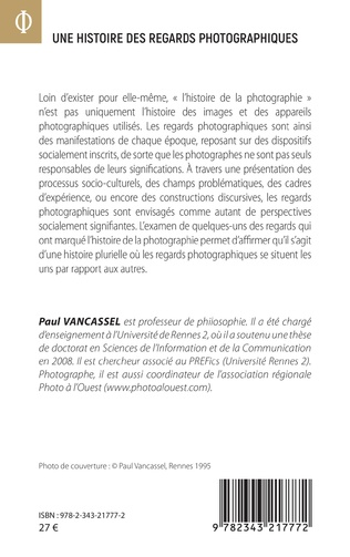 4eme Une histoire des regards photographiques
