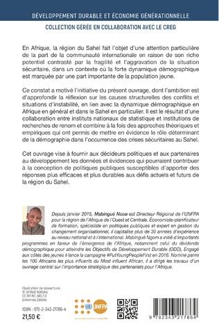 4eme Démographie, paix et sécurité au Sahel