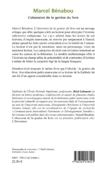 4eme Marcel Bénabou