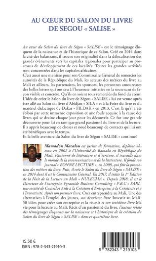 4eme Au coeur du Salon du livre de Ségou